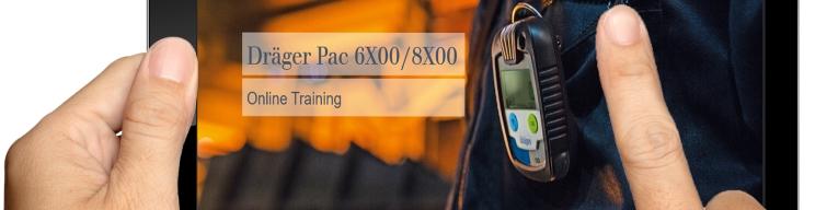 Dräger Pac 6000 6500 8000 8500 e-learning
