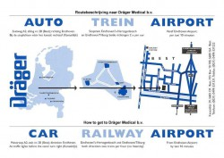 Routekaart naar Dräger Best