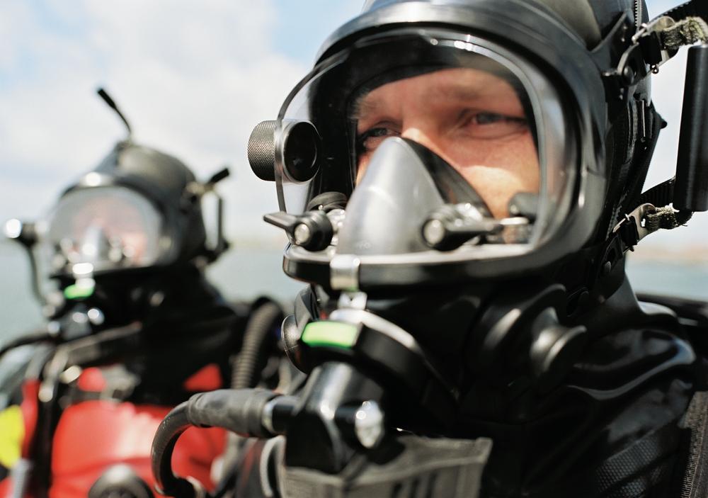 herhalingsopleiding Dräger PSS Dive