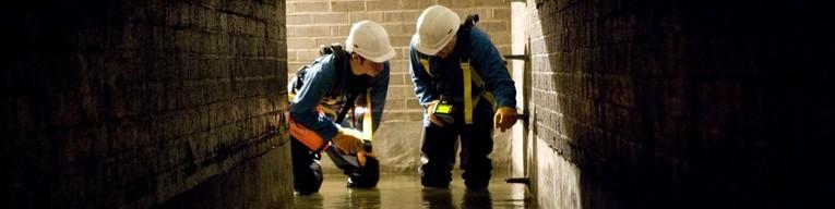 Gasmeten in riool en waterzuiveringsinstallaties